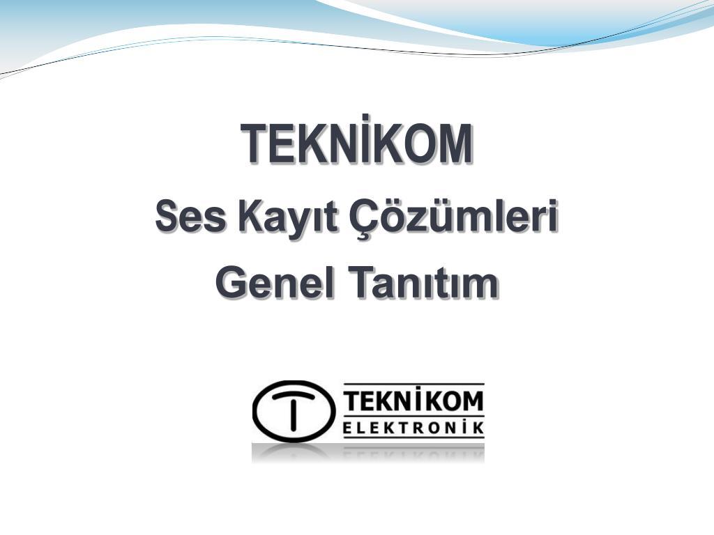 TEKNİKOM