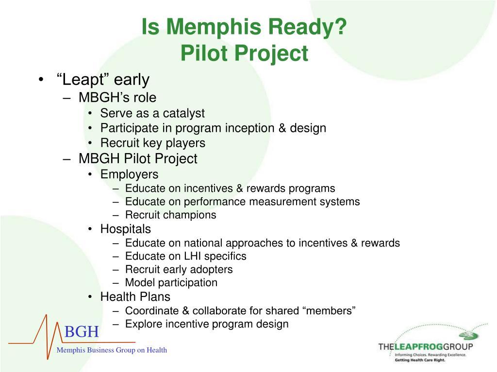 Is Memphis Ready?