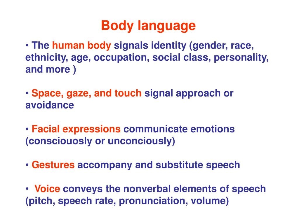 body language hypothesis Picking up on body language symbols, and being aware of the ones you put out, is an important and useful life skill you will probably need it most when interviewing for a job or other position, meeting new people, and, of course, flirting and dating.