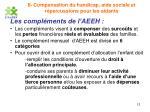 ii compensation du handicap aide sociale et r percussions pour les aidants12