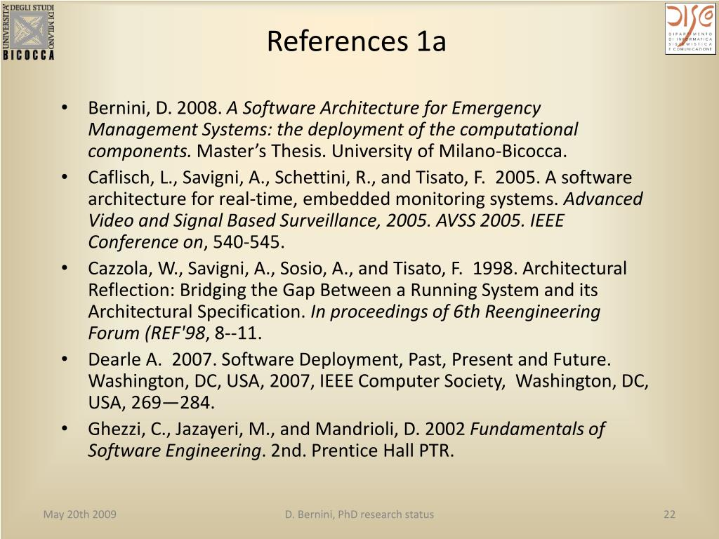 References 1a