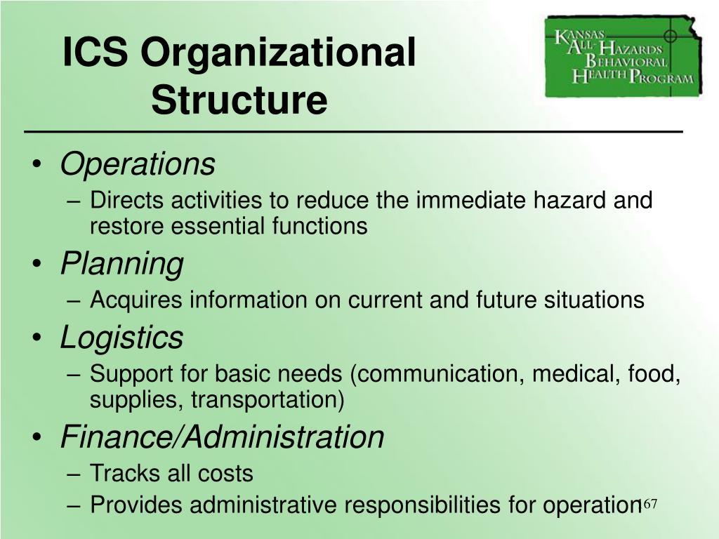 ICS Organizational