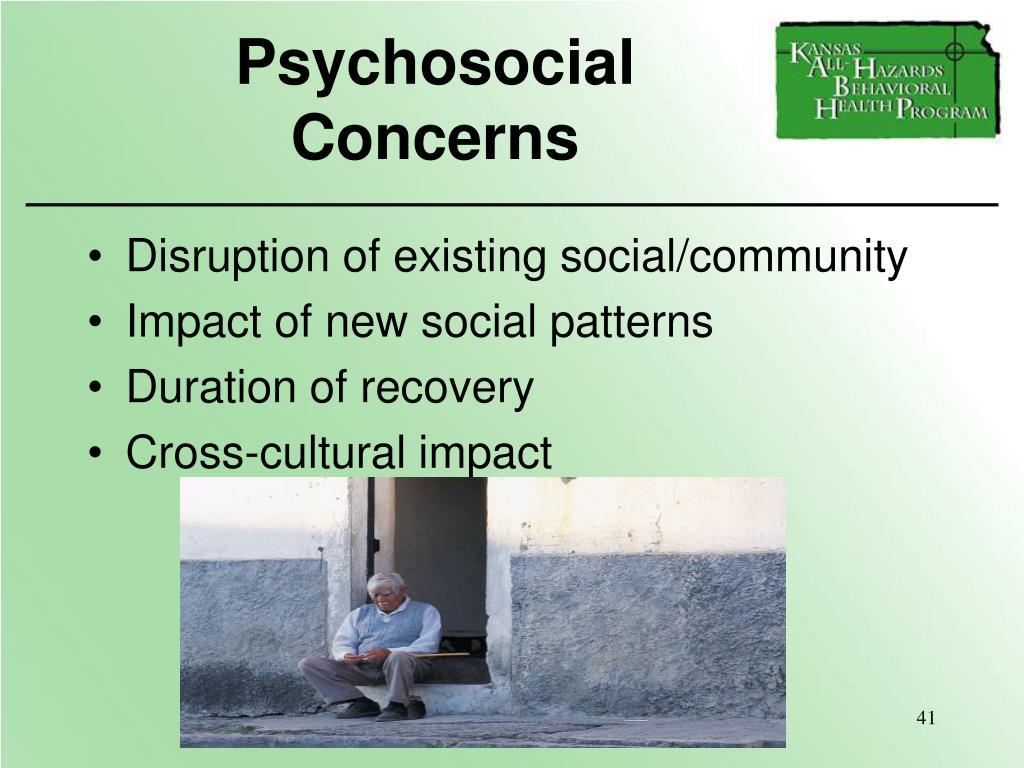 Psychosocial