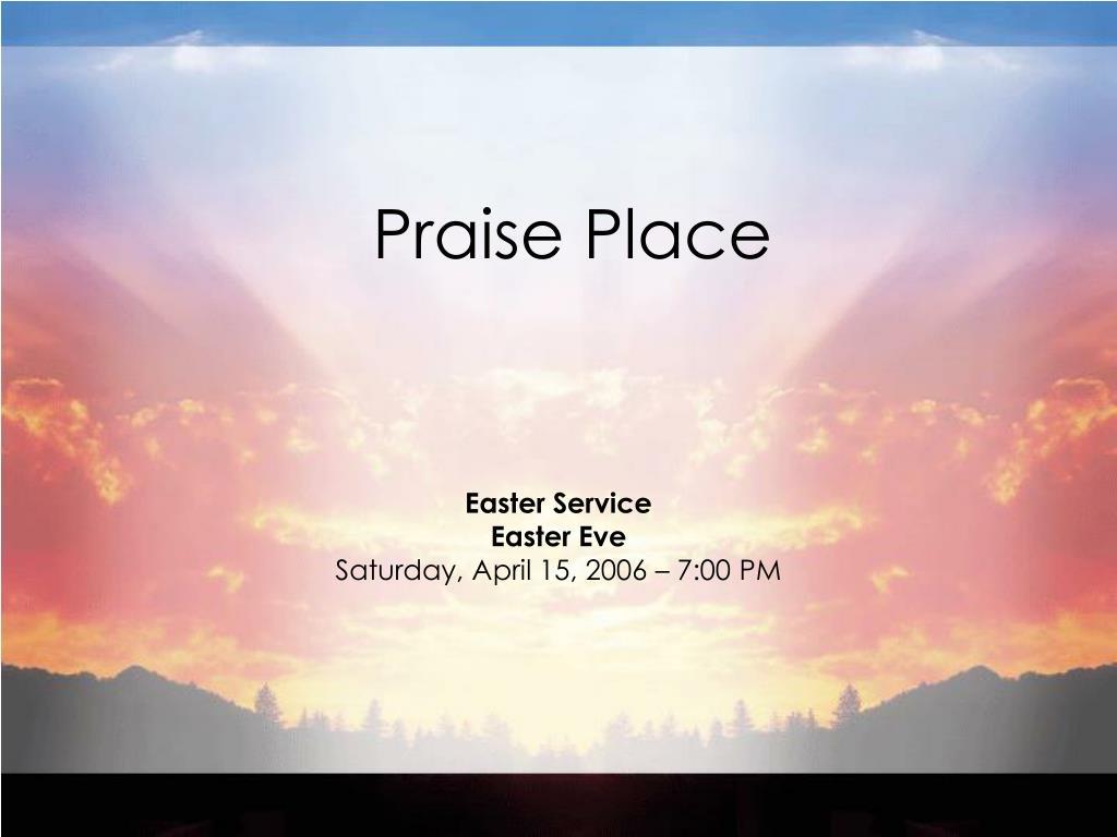 Praise Place
