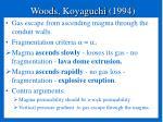 woods koyaguchi 1994