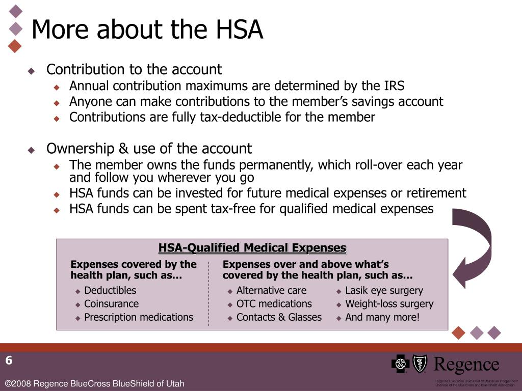 More about the HSA