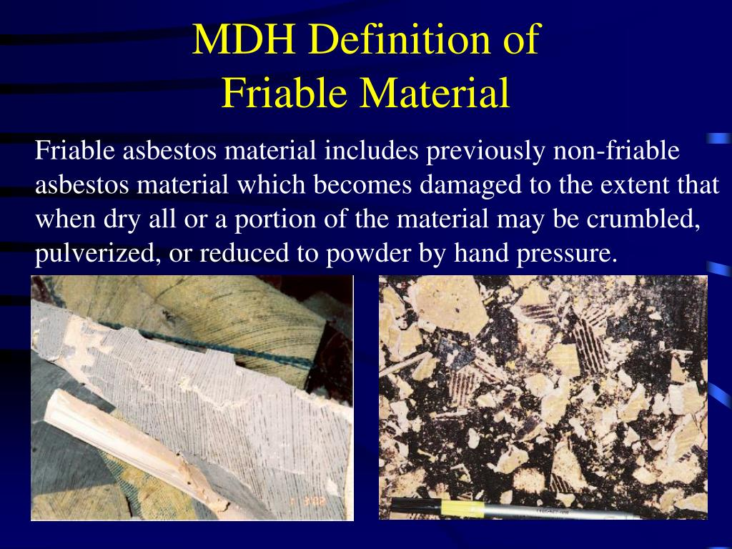 Ppt Dealing With Asbestos During The Remodeling Process