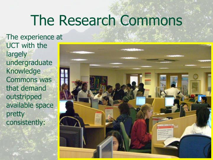 The Research Commons
