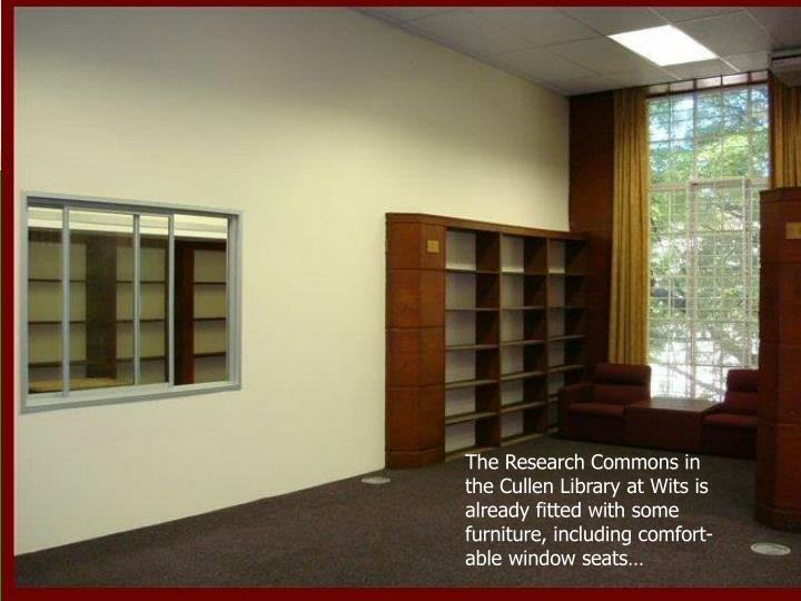 The Wits Research Commons