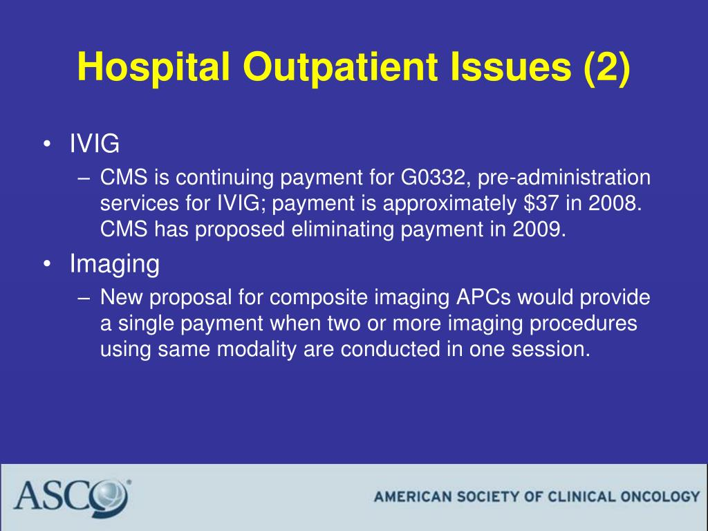 Hospital Outpatient Issues (2)