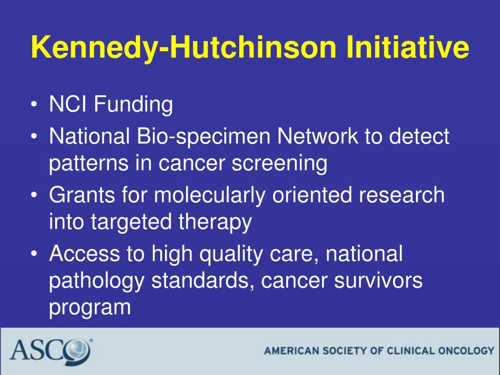 Kennedy-Hutchinson Initiative
