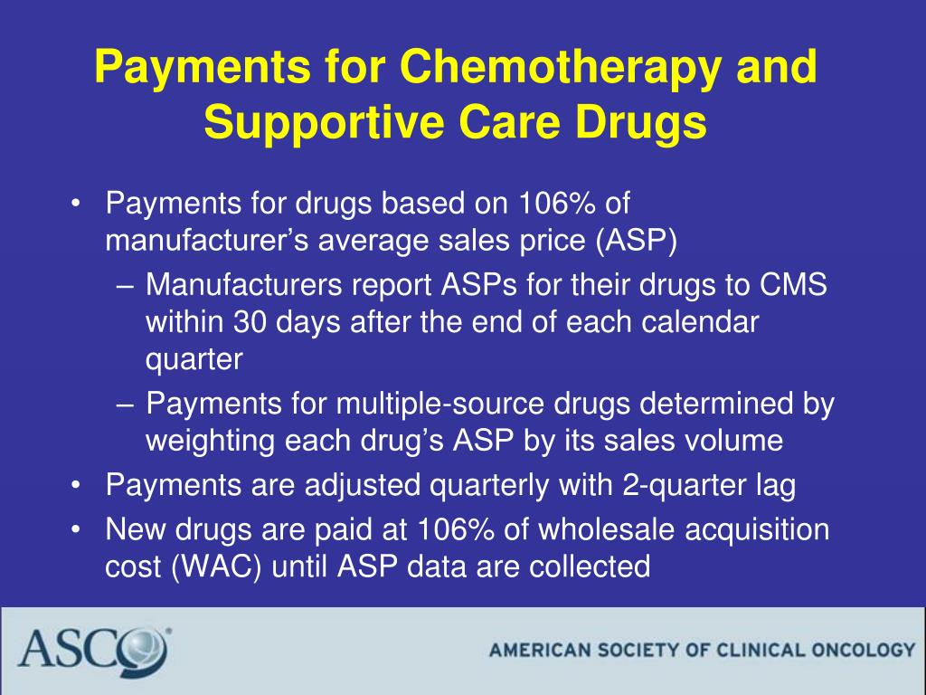 Payments for Chemotherapy and