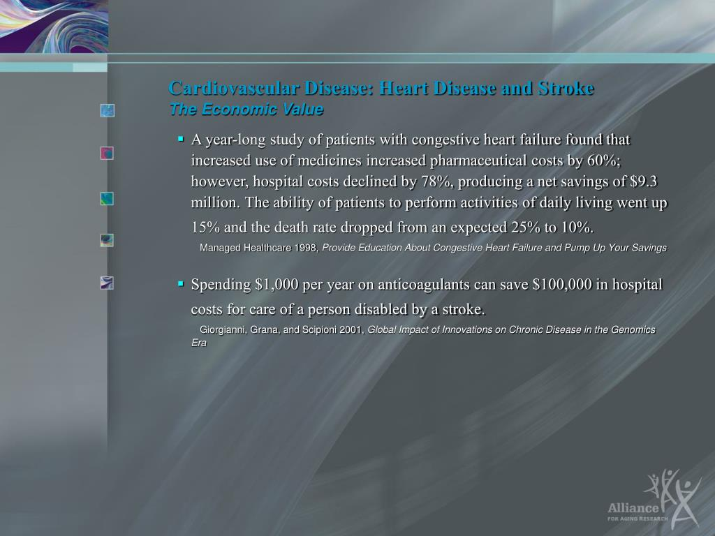 Cardiovascular Disease: Heart Disease and Stroke