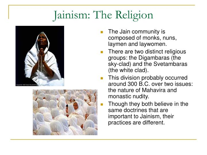 Jainism the religion3