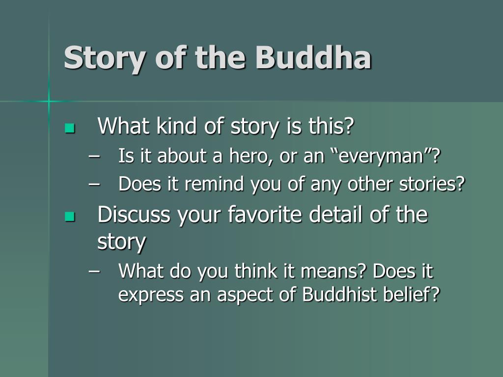 Story of the Buddha