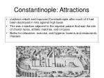 constantinople attractions