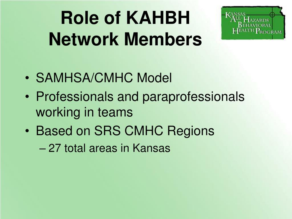 Role of KAHBH