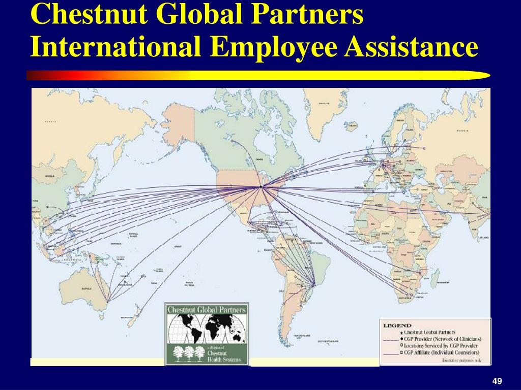 Chestnut Global Partners International Employee Assistance