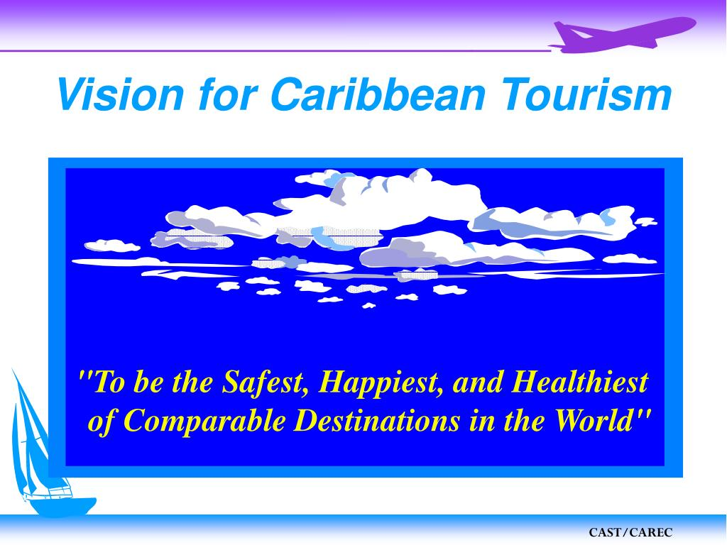 Vision for Caribbean Tourism