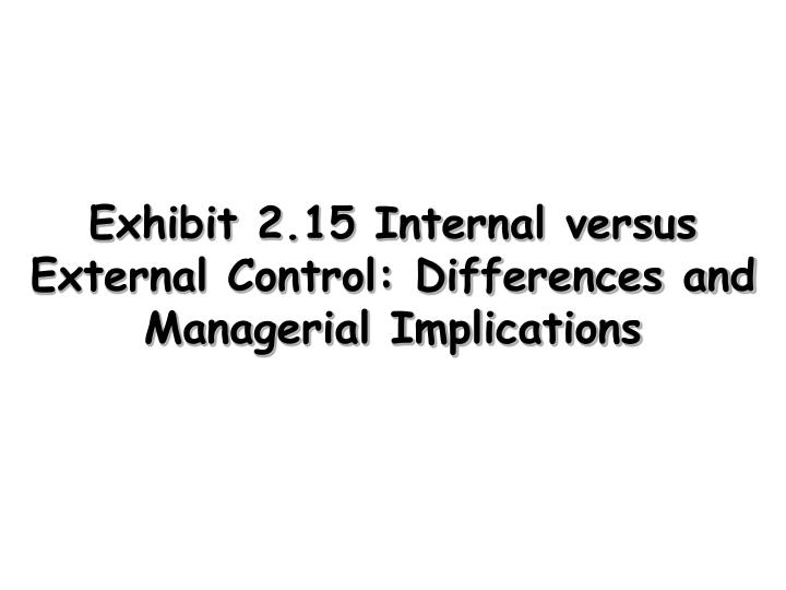 internal versus external agent Rectal and skin temperature, as well as thermal sensation and comfort, were   using internal or external cooling strategies before work (ie pre-cooling) may   handbook of physiology: reactions to environmental agents.