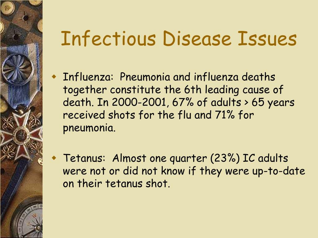 Infectious Disease Issues