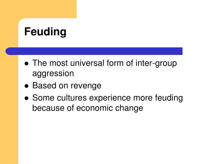 Feuding