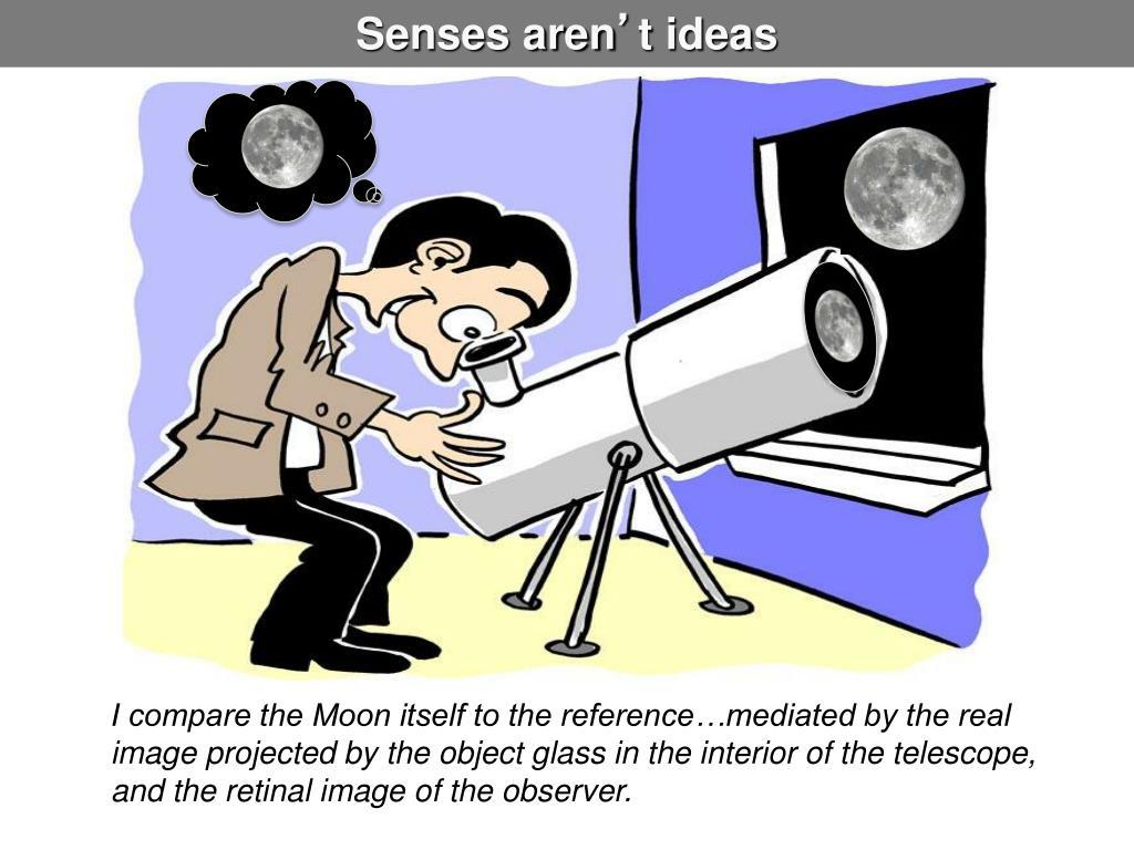 Senses aren