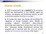 charter of ace