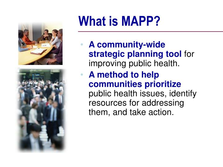 What is MAPP?