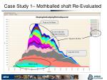 case study 1 mothballed shaft re evaluated2