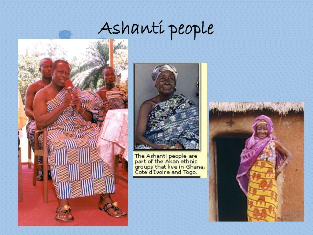 Ashanti people