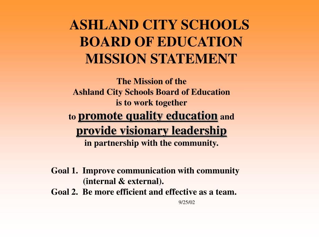 ASHLAND CITY SCHOOLS