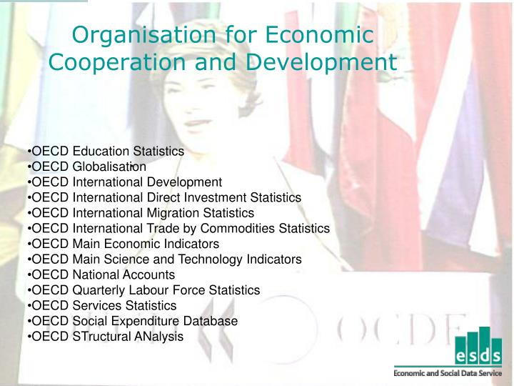 Organisation for Economic Cooperation and Development