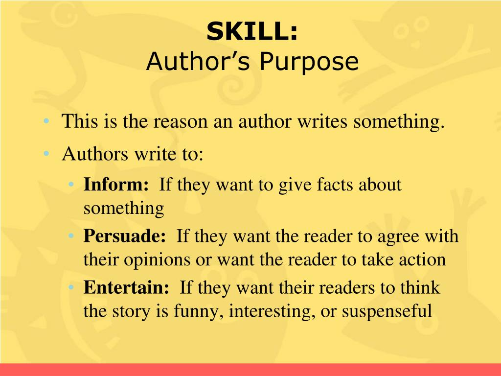 how do authors persuade their readers Persuade me, please reading a persuasive essay and liking it 1 underline the thesis statement where in the essay does the author state what she is attempting to persuade readers to think and believe students can trade their essays and read each others.