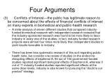 four arguments2
