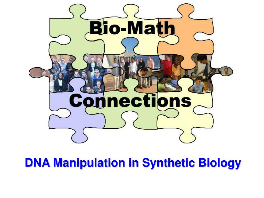 DNA Manipulation in Synthetic Biology