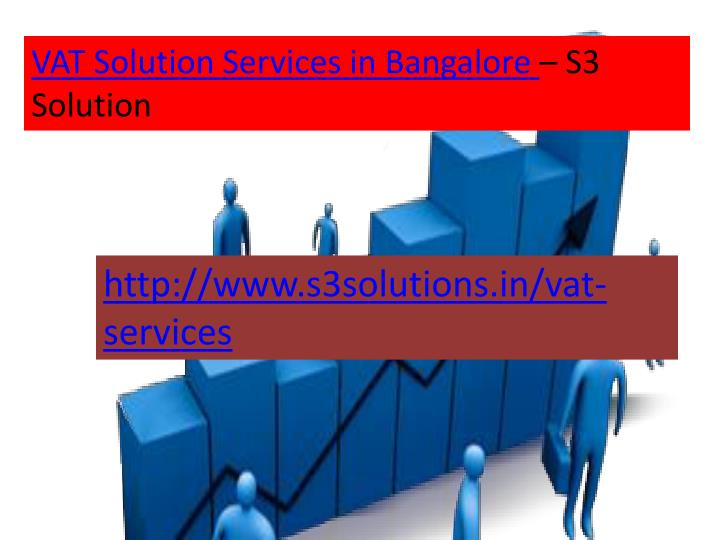 VAT Solution Services in Bangalore