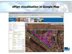 eplan visualisation in google map