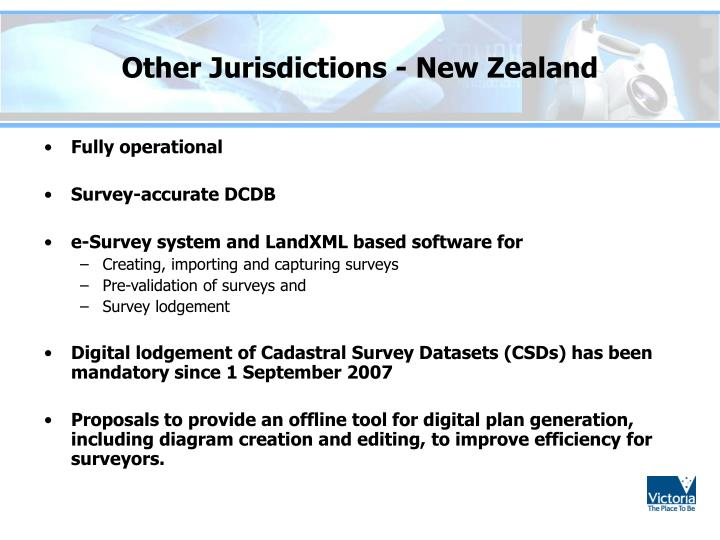 Other Jurisdictions - New Zealand
