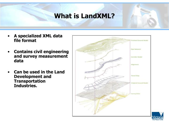 What is LandXML?