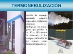 termonebulizaci n