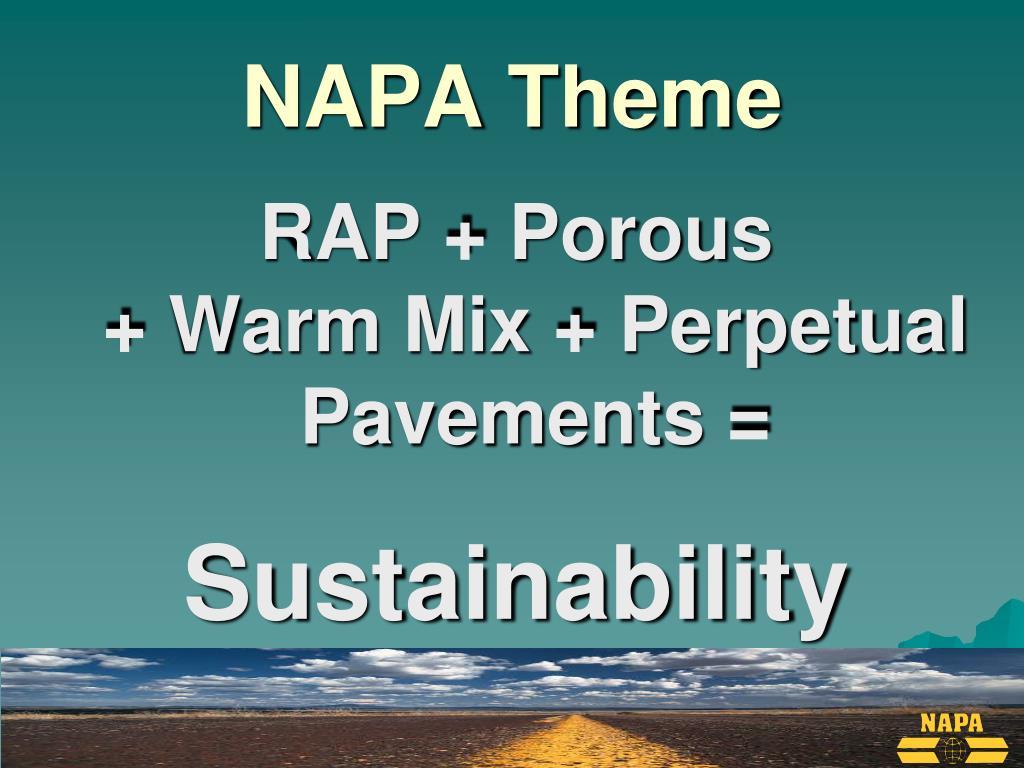 NAPA Theme