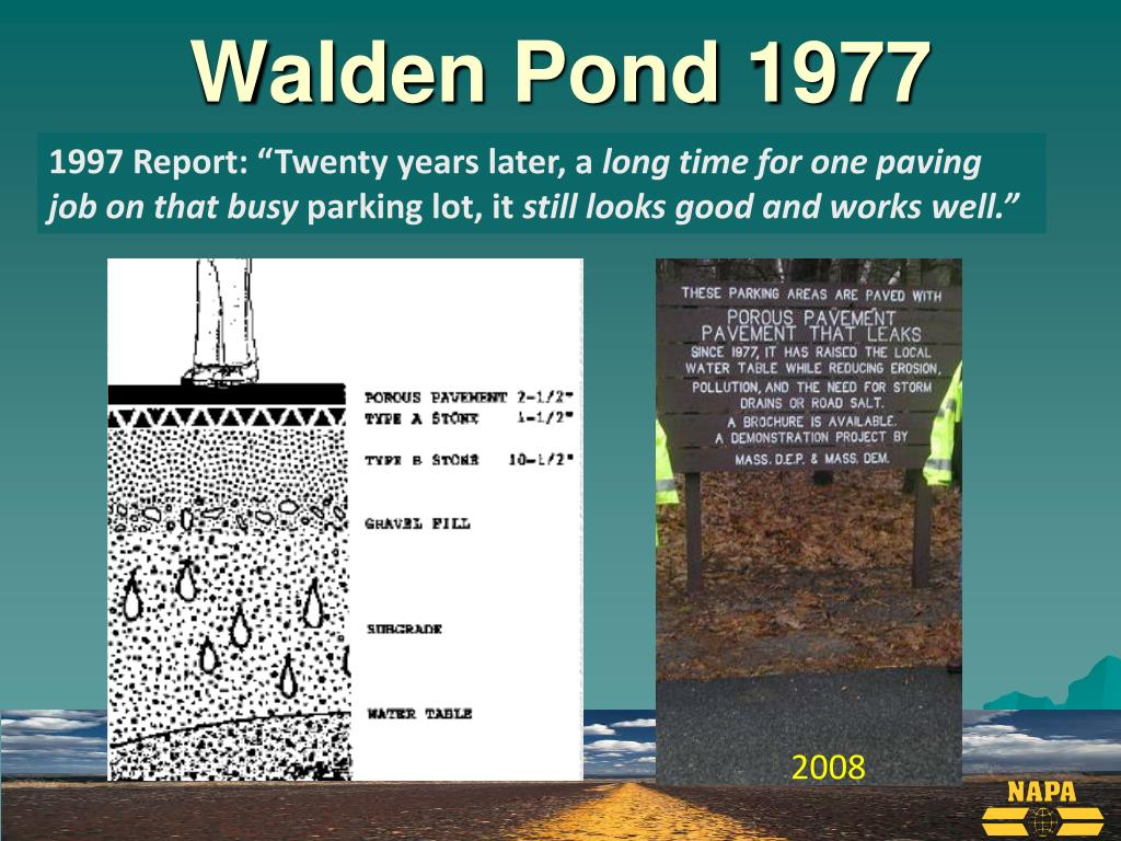 Walden Pond 1977