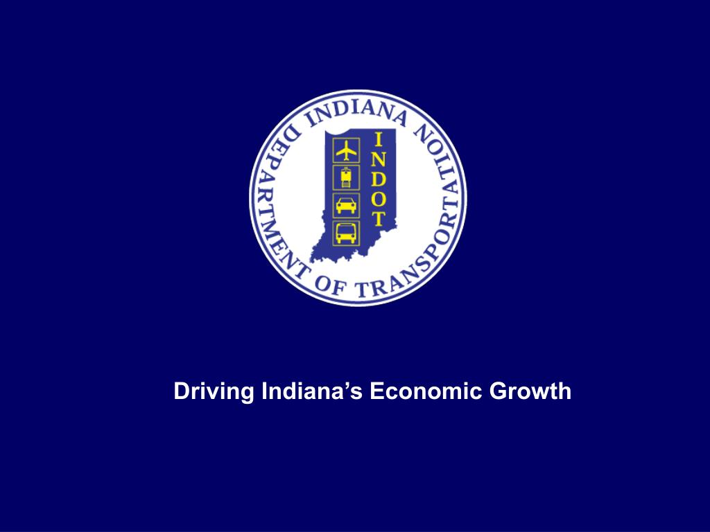 Driving Indiana's Economic Growth