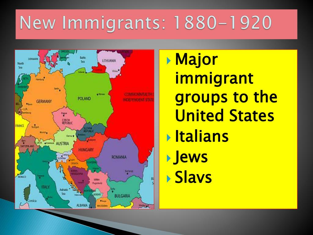 reasons why europeans arrived to america European migration, once the as immigration from latin america and asia surged to new prominence after approximately 20 percent of european immigrants arrived.