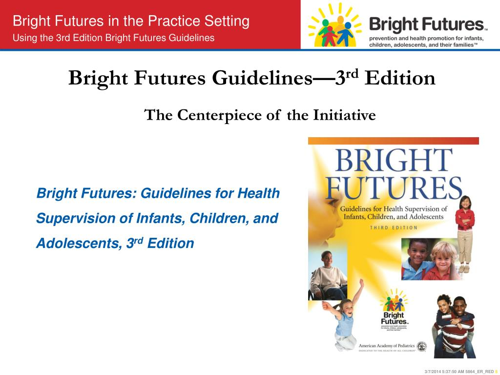 Bright Futures Guidelines—3