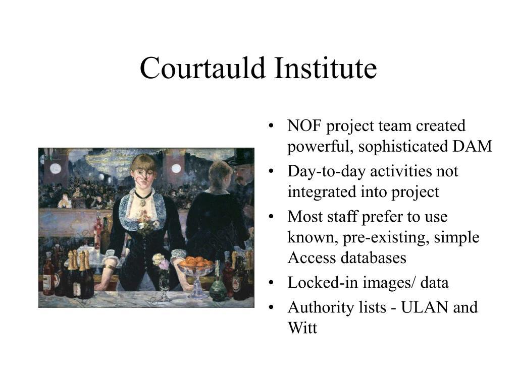 Courtauld Institute