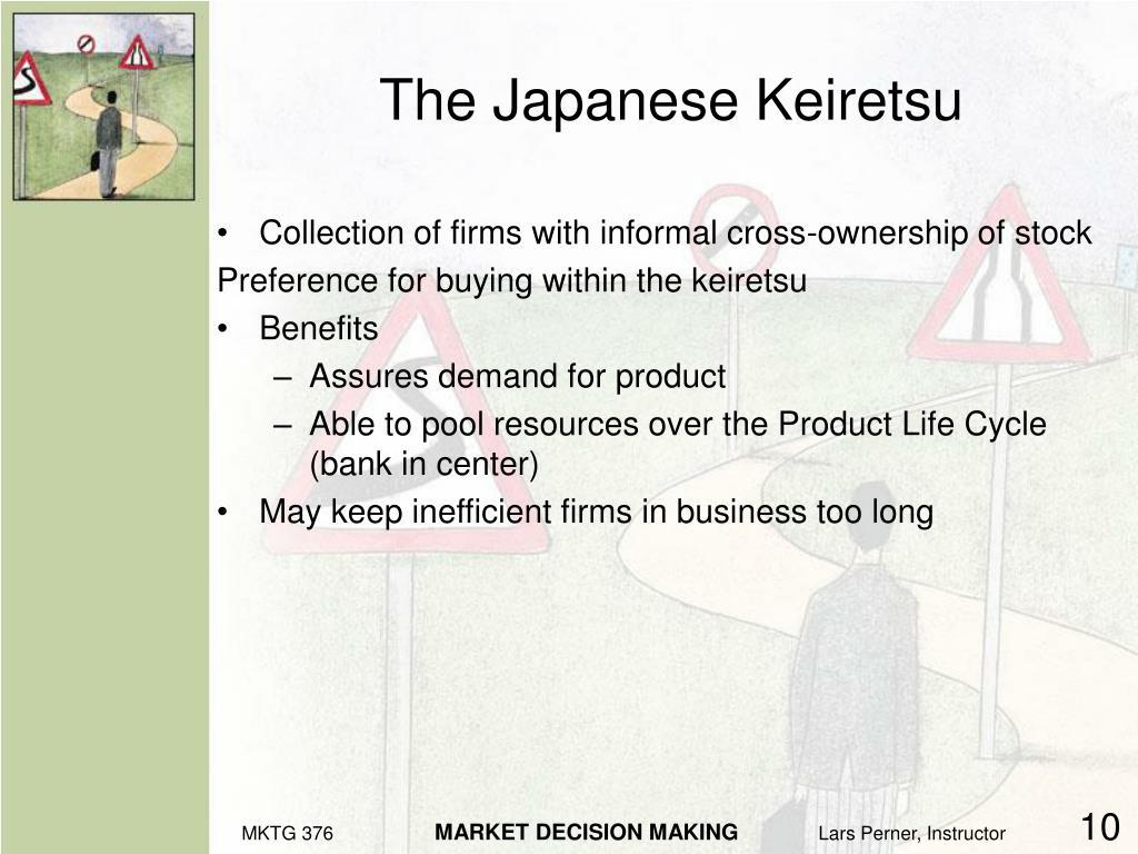The Japanese Keiretsu