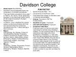 davidson college34