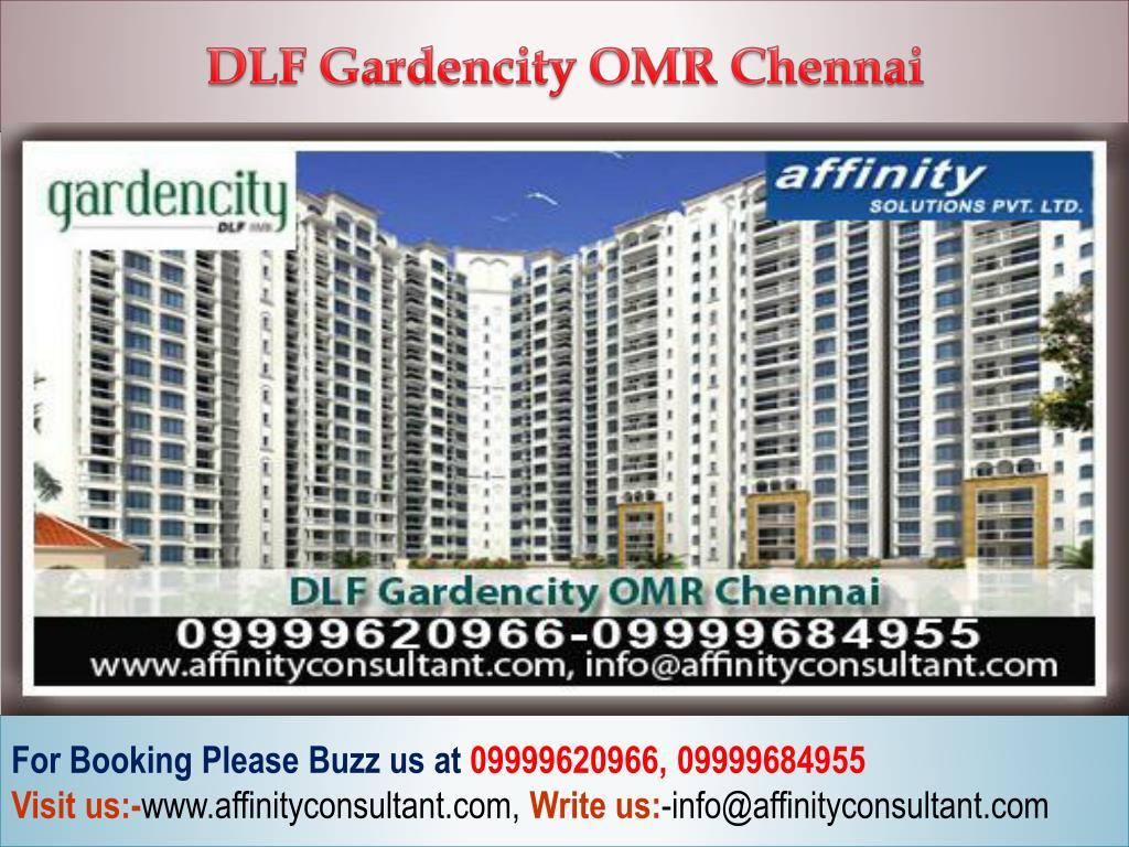 DLF Gardencity OMR Chennai